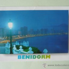 Postales: POSTAL BENIDORM - PLAYA DE LEVANTE - SIN CIRCULAR Nº 92. Lote 27812542