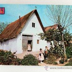Postales: POSTAL VALENCIA BARRACAS VALENCIANAS A. SUBIRATS CANSANOVAS. Lote 27933915