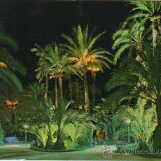 Postales - Elche - 58 Parque Municipal, iluminado - 28057256