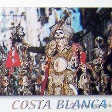 Postales: POSTAL ALICANTE COSTA BLANCA POSTAL MOROS Y CRISTIANOS. Lote 28357894