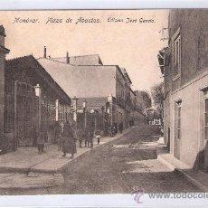 Postales: MONOVAR - PLAZA DE ABASTOS - ED. JOSE GARCIA - (7864). Lote 28352701