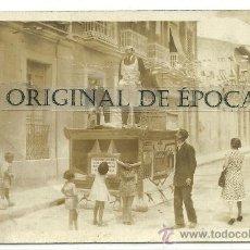 Postales: (PS-23854)POSTAL FOTOGRAFICA DE ALICANTE-FOGUERES DE SAN CHUAN 1930. Lote 28449237