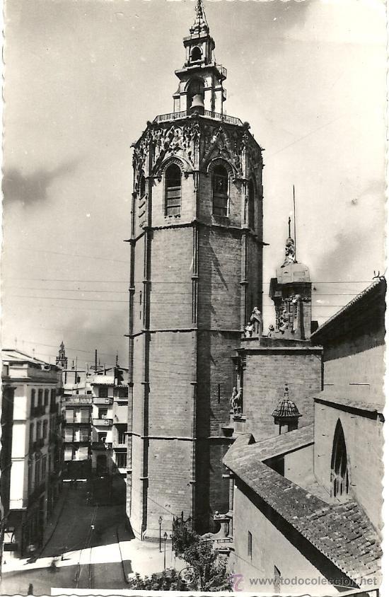 VALENCIA MIGUELETE. JDP VALENCIA (Postales - España - Comunidad Valenciana Moderna (desde 1940))