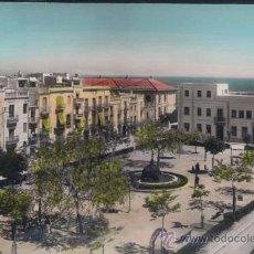 Postales: VINAROZ (CASTELLON).- PLAZA SAN ANTONIO. Lote 28671925