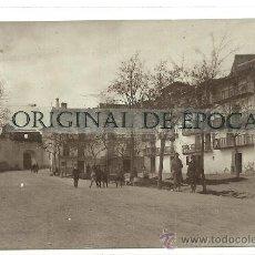 Postales: (PS-24064)POSTAL FOTOGRAFICA DE MORELLA-PLAZA DE LOS ESTUDIOS. Lote 28712027
