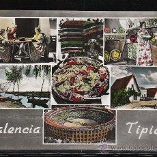 Postales: VALENCIA - 110. VALENCIA TIPICA. Lote 28750776