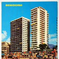 Postales: ALICANTE. BENIDORM.. Lote 28819197