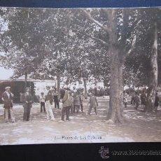 Postales: UTIEL - POSTAL FOTOGRAFICA - PASEO DE LAS DELICIAS. Lote 28873815
