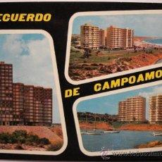 Cartoline: 276 CAMPOAMOR ALICANTE - MIIRA MAS DE ESTA CIUDAD EN MI TIENDA. Lote 28881639