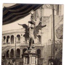 Cartes Postales: POSTAL VALENCIA, CORPUS CHRISTI, 1916. Lote 29799092