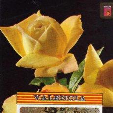 Postales: VALENCIA Nº 1334 PAELLA VALENCIANA A. SUBIRATS ESCRITA CIRCULADA SELLO . Lote 29450276