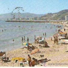 Postales: POSTAL DE CULLERA, VALENCIA CIRCULADA CON SELLO. Lote 29456577
