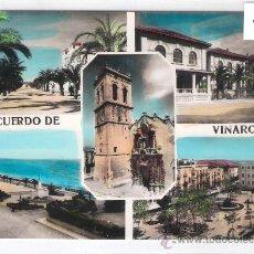 Postales: VINAROZ - 8 - DIVERSOS ASPECTOS DE LA CIUDAD - RAYMOND -(8465). Lote 29598564