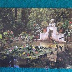 Postales: ALICANTE-ELCHE-D5-HUERTO DEL CURA-EL TOCADOR DE LA DAMA DE ELCHE. Lote 29580850