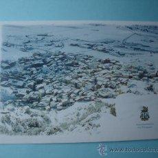 Postales: POSTAL VISTA PANORÁMICA DE TITAGUAS NEVADO - VALENCIA. FOTO: EVA HERNÁNDEZ. Lote 29801133