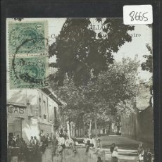 Postales: CASTELLON - CALLE GOBERNADOR NUÑEZ DE CASTRO - FOTOGRAFICA A. FABERT- (8665). Lote 30257440
