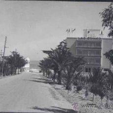 Postales: GUARDAMAR DEL SEGURA (ALICANTE).- HOTEL LAS DUNAS. Lote 30544782