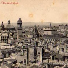 Postales: VALENCIA Nº 33 VISTA PANORÁMICA SIN CIRCULAR FOTOTIPIA THOMAS SIN CIRCULAR . Lote 30595685