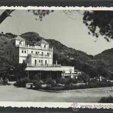 Postales: SERRA - 119 - HOTEL LES FORQUES - FOT. BOMER - (9260). Lote 30694608