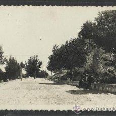 Postales: SEGORBE- PASEO DE SOPEÑA - ED. A. SUAY -(9407). Lote 30739237