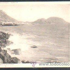 Postales: TARJETA POSTAL DE ALICANTE - PLAYA DE POSTIGUET. Nº 5. COLECCION ASENJO SERIE 1ª. FOTO LAURENT. Lote 30981850