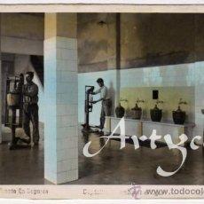 Postales: RARA POSTAL - BENASAL (CASTELLON) - FUENTE EN SEGURES - DEPOSITO DE EMBASAR EL AGUA - FOTO ROIG. Lote 31188259