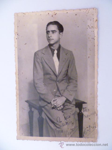 ANTIGUA POSTAL; FOTOGRAFICA SIN CIRCULAR - ESCRITA, AÑO 1929 (Postales - España - Comunidad Valenciana Moderna (desde 1940))