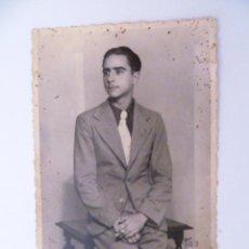 Postales: ANTIGUA POSTAL; FOTOGRAFICA SIN CIRCULAR - ESCRITA, AÑO 1929. Lote 31191653