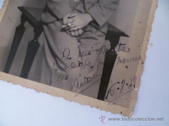 Postales: ANTIGUA POSTAL; FOTOGRAFICA SIN CIRCULAR - escrita, año 1929 - Foto 2 - 31191653