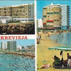 Postales: 6902 TORREVIEJA ALICANTE (ESCRITA) . Lote 31200856