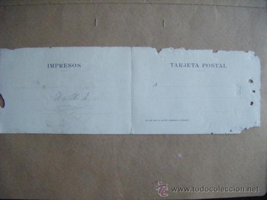 Postales: POSTAL. ALICANTE - PANORAMA. PANORAMICA ALICANTE. IMPRESOS TARGETA POSTAL. ANTIGUA. - Foto 6 - 31318219