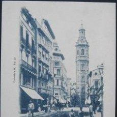 Postales: POSTAL RECUERDO DE VALENCIA TORRE DE SANTA CATARINA ( CATALINA ) . COLECCION O CA AÑO 1900 .. Lote 31957214