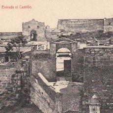 Postales: SAGUNTO, CASTILLO, ENTRADA, EDITOR: THOMAS Nº 5. Lote 31880372