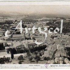 Postales: BONITA Y RARA POSTAL - IBI (ALICANTE) - VISTA PARCIAL DE LA POBLACION . Lote 32173198