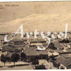 Postales: BONITA Y RARA POSTAL - TORREVIEJA (ALICANTE) - VISTA PARCIAL - IMPRENTA DE A. REBAGLIATO . Lote 32191577