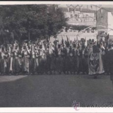 Postales: VILLENA (ALICANTE).- FOTOGRAFÍA DE FIESTAS DE MOROS Y CRISTIANOS. Lote 32290608