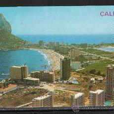 Postales: Nº 27 CALPE. PLAYA DE LA FOSA. Lote 32297720