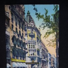 Postales: POSTAL 20. CALLE DE PASCUAL Y GENÍS. VALENCIA. AÑO 1929.. Lote 32331523
