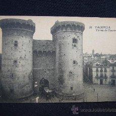 Postales: POSTAL 32. TORRES DE CUARTE. JOSÉ DURA PÉREZ. VALENCIA.. Lote 32331884