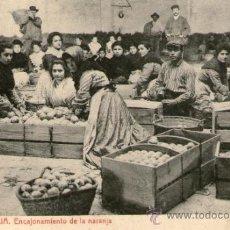 Postales: PRECIOSA POSTAL COSTUMBRISTA DE VALENCIA. Lote 32424153