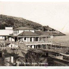 Postales: BENICASIM ,CASTELLON - HOTEL VORAMAR - Nº 39, VER DETALLES IMAGEN. Lote 32440492