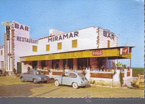 Postal de castellon torreblanca bar restaurante comprar - El tiempo en torreblanca castellon ...