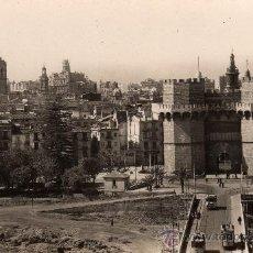 Postales - VALENCIA, TORRES DE SERRANOS, JDP VALENCIA, 1950 - 33107773