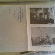 Postales: POSTAL MULTIPLE DOCTOR ANDRES GASCUÑANA SANATORIO EL CARMEN ALICANTE CRUZ ROJA EDIFICIO DESAPARECIDO. Lote 33458927