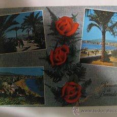 Postales: ALICANTE, BENIDOR, CIRCULADA, T1053. Lote 33475745