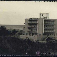 Postales: GUARDAMAR DEL SEGURA (ALICANTE).- HOTEL LAS DUNAS. Lote 33510253
