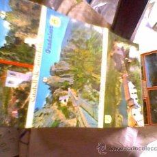 Postales: GUADALEST LIBRO DE POSTALES COMPLETO CASTEL ETC LOTE DE 6 UNIDADES. Lote 33657136