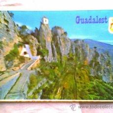 Postales: GUADALEST LIBRO DE POSTALES COMPLETO CASTEL ETC LOTE DE 4 UNIDADES. Lote 33657179