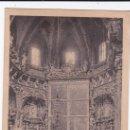 Postales: VALENCIA CATEDRAL ALTAR MAYOR (ESCRITA). Lote 33681345
