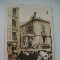 Postales: FOGUERES DE SAN CHUAN, 1930-CASA SÁNCHEZ, ALICANTE. Lote 33802902
